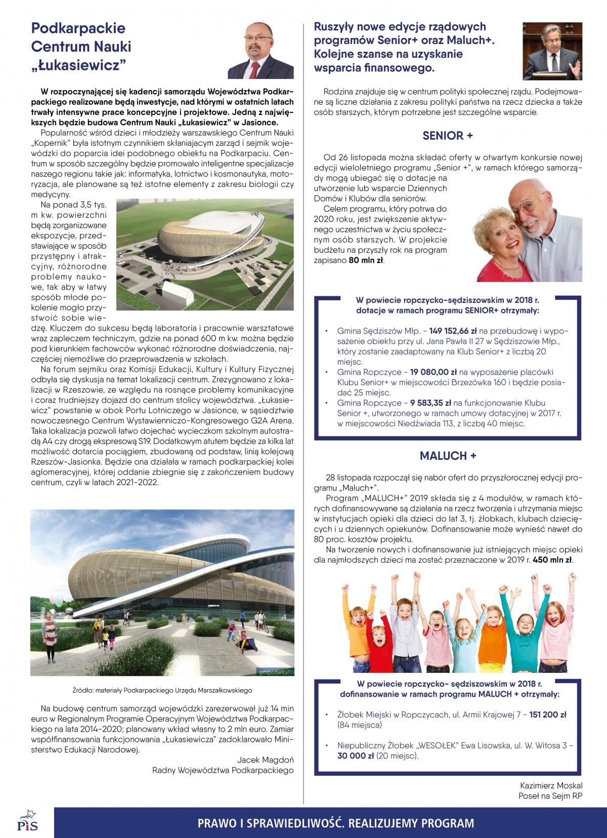 artykuł prasowy budowa